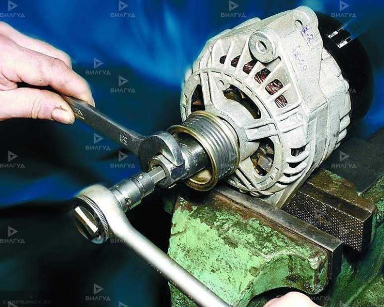Замена подшипника генератора Renault Clio в Нижневартовске