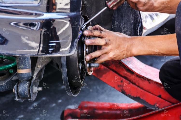 Замена ступицы в сборе KIA Sorento в Тюмени