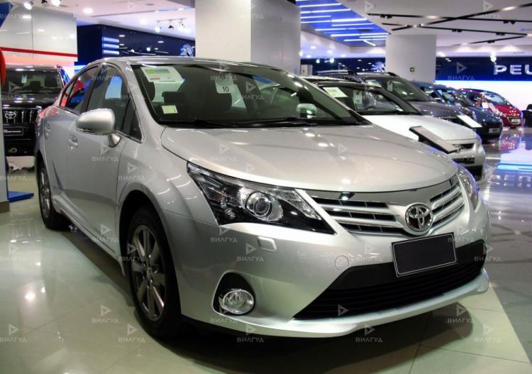 Замена патрубков охлаждения Toyota Avensis в Санкт-Петербурге
