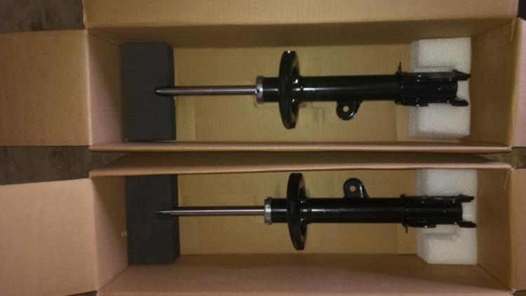 Оригинальные амортизаторы 54650-2B510 54660-2B510 на Hyundai Santa Fe CM 2006-2012