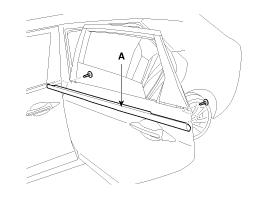 2. Ремонт задней двери Hyundai i40