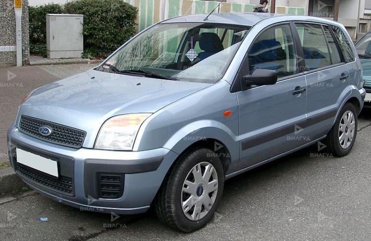 Замена заднего редуктора Ford Fusion в Санкт-Петербурге