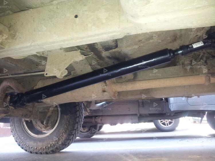 Замена карданного вала Nissan March в Тюмени