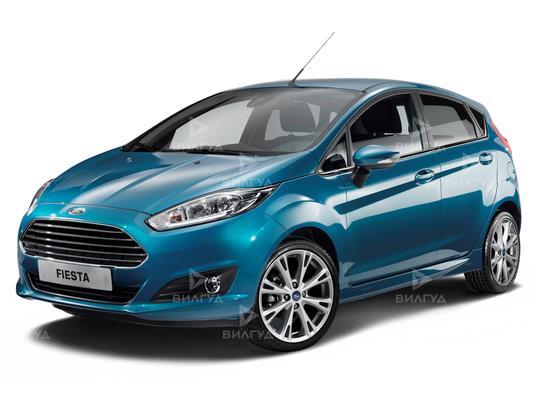 Замена шаровой опоры Ford Fiesta в Тюмени
