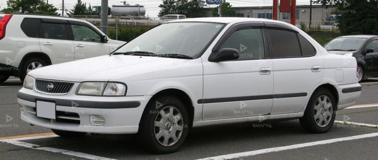 Замена звукового сигнала Nissan Sunny в Тюмени
