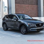 Как заменить салонный фильтр Mazda CX-5 2016