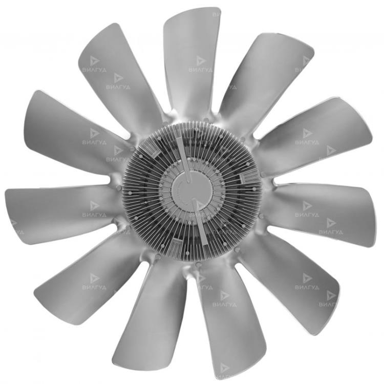 Замена вентилятора охлаждения KIA Sorento в Санкт-Петербурге
