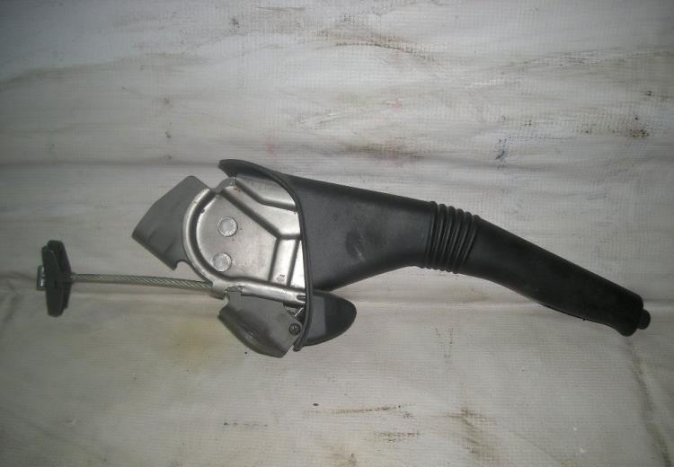 замена троса ручника рено клио 2
