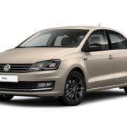 Замена салонного фильтра VW Polo