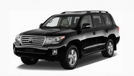 Замена стекла на Toyota Land Cruiser