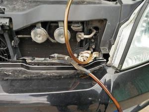 Замена масла в АКПП Toyota Land Cruiser Prado: фото работ автосервиса ДжапСервис в Москве №2