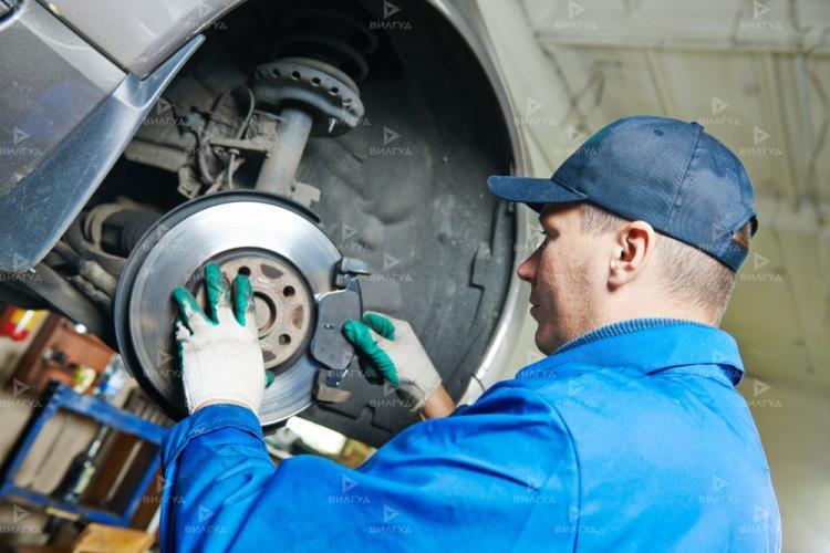 Ремонт тормозной системы Toyota Crown Majesta в Нижневартовске