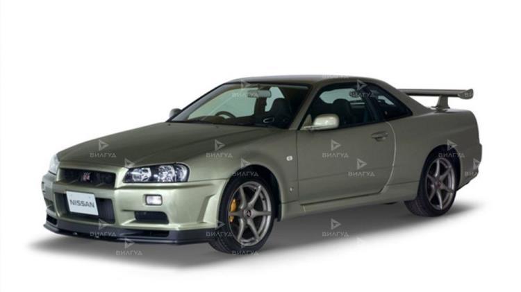 Замена троса сцепления Nissan Skyline в Нижневартовске
