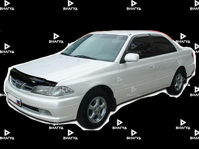 Ремонт и замена редуктора Toyota Carina в Тюмени