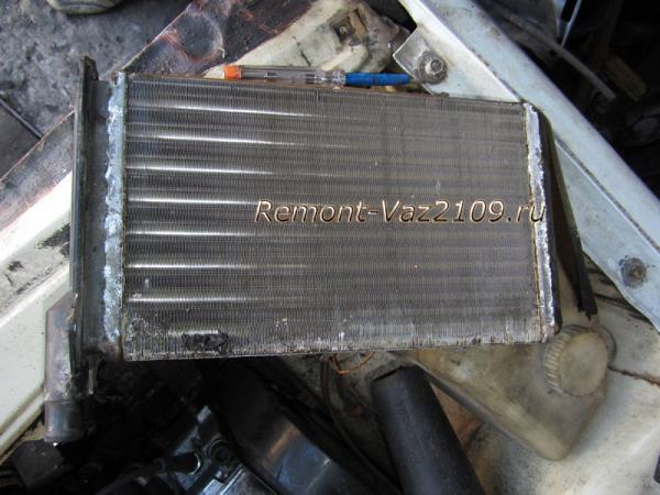 радиатор печки на ВАЗ 2109-2108 цена