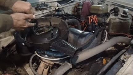 Замена двигателя ВАЗ-классика своими руками