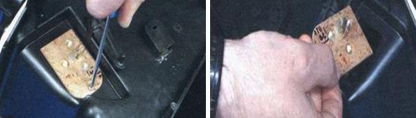 Замена резистора электродвигателя отопителя ваз 2109