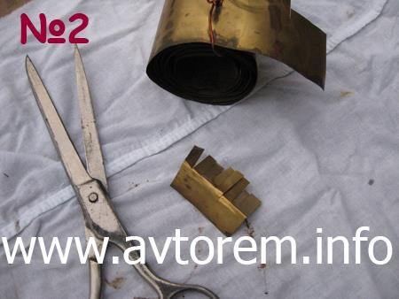 Материал для ремонта - ремонт подшипника задней полуоси на автомобилях ВАЗ 2101, ВАЗ 2106, ВАЗ 2107, Классика
