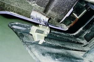 Передний бампер (снятие и замена) Ваз 2109