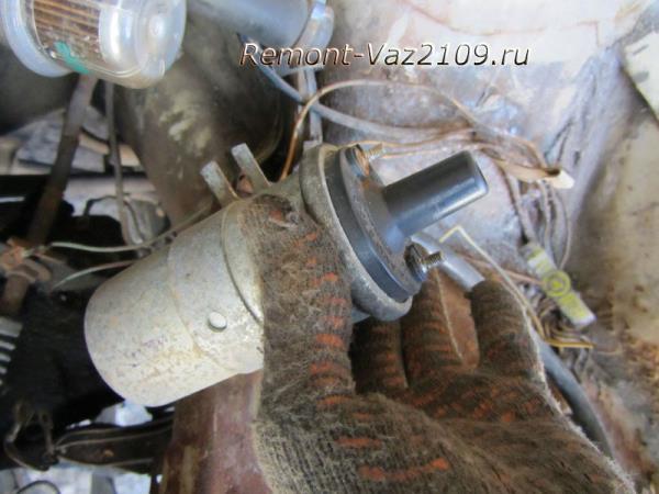 замена катушки зажигания на ВАЗ 2109-2108