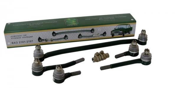 Комплект рулевых тяг/наконечников для ВАЗ 2107
