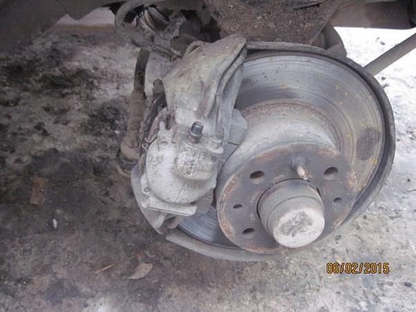 Снятие и ремонт передних суппортов на Ваз 2101 (передние тормоза)