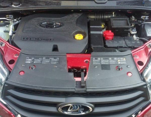 Двигатель 1, 8 на Лада Икс Рей