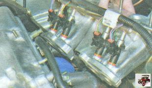 Калина замена прокладки выпускного коллектора