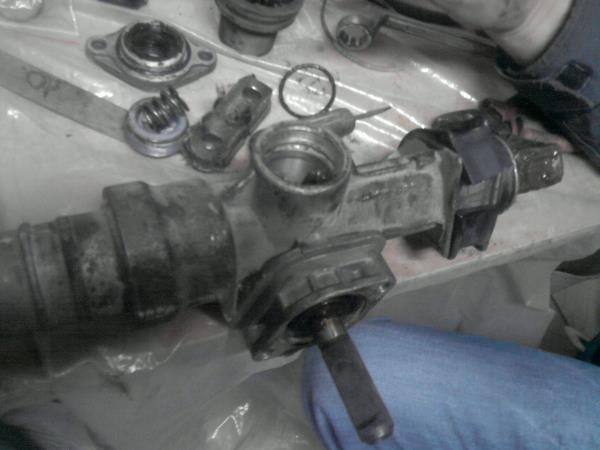 Замена ремкомплекта рулевой рейки 2110. Может кому пригодится! - бортжурнал Лада 2110 Maverick DRIVE2