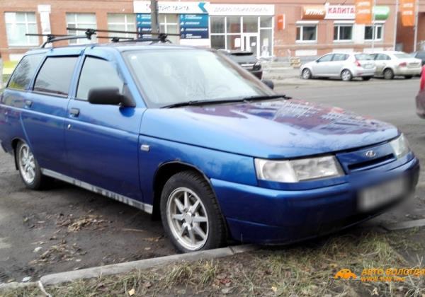 Кпп ВАЗ 21111