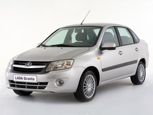 ВАЗ-2190 Лада Гранта