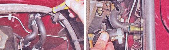 Замена радиатора печки отопления Ваз 2105