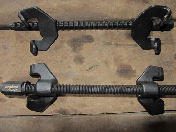 усиленные стяжки пружин