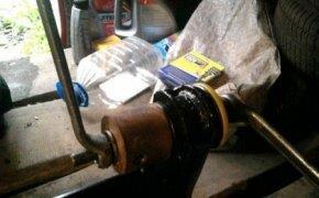 Задняя балка на ВАЗ 2112, ВАЗ 2111, ВАЗ 2110 от Приоры