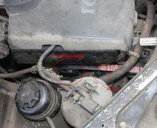 Как поменять ремень генератора на ВАЗ-21124
