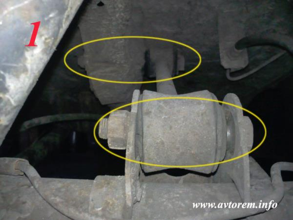 Реактивная тяга ВАЗ-2101, ВАЗ-21011, ВАЗ-2102, ВАЗ-2103, ВАЗ-2104, ВАЗ-2105, ВАЗ-2106, ВАЗ-2107, Жигули, Классика