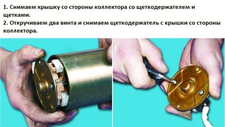 Ремонт стартера ВАЗ 2110, 2112, 2111 своими руками (фото)