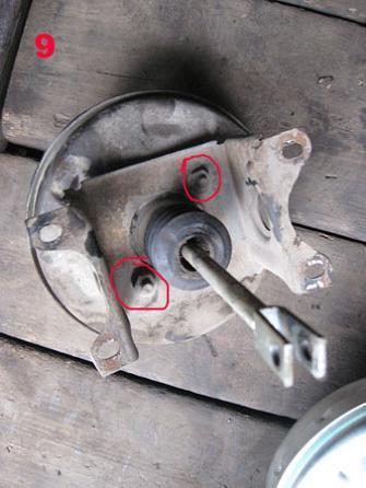 Замена главного тормозного цилиндра и вакуумного усилителя тормозов на ВАЗ 2114, 2115, 2113-9