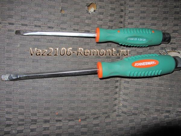 что нужно для замены лобового стекла на ВАЗ 2106