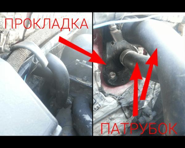 Как снять радиатор печки на ваз 2101-2107
