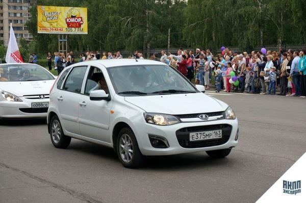 Lada Kalina Sport 1 хэтчбек