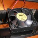 снять вентилятор печки ВАЗ-2107 самому