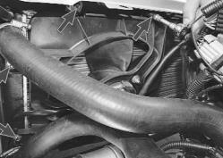 snjatie-zamena-ustanovka-radiatora-sistemy-okhlazhdenija-lada-priora 05