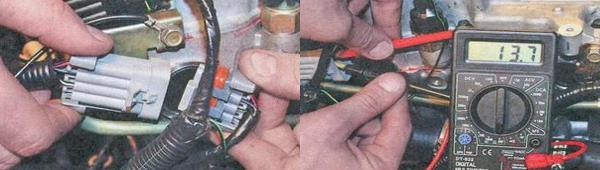 Проверка и замена топливных форсунок Ваз 2170 Лада Приора