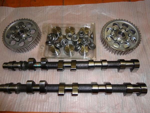 Распредвалы ОКБ Двигатель RS45/500 ВАЗ 2114