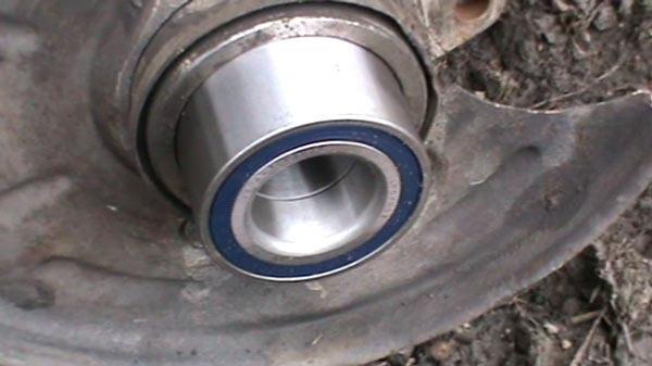 Ступичный подшипник - бортжурнал Chevrolet Aveo Sedan Черный металик 1.2 2007 года на DRIVE2