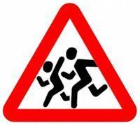 Что это за знаки предупреждающие дорожное движение?