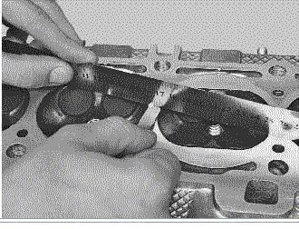 Ремонт головки блока цилиндров ВАЗ-2170 Приора Priora