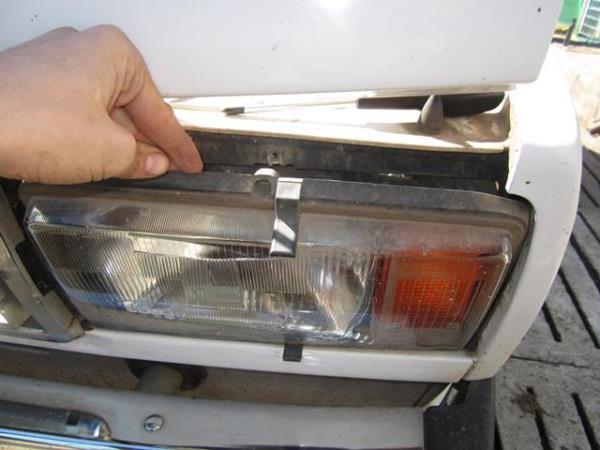 замена блок фары на ВАЗ 2107