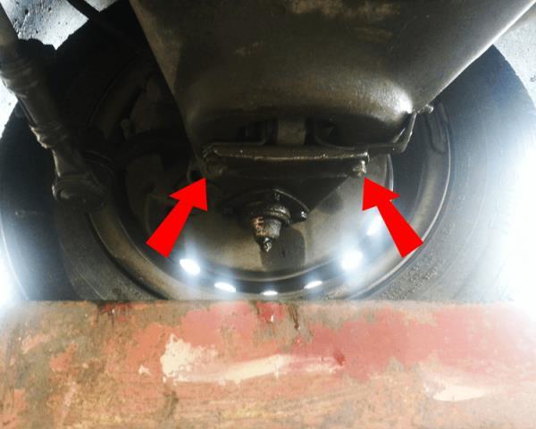 Замена передних амортизаторов ваз 2101-2107